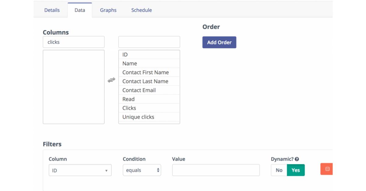 How to Build a Report in Mautic - Cách xây dựng báo cáo trên Mautic