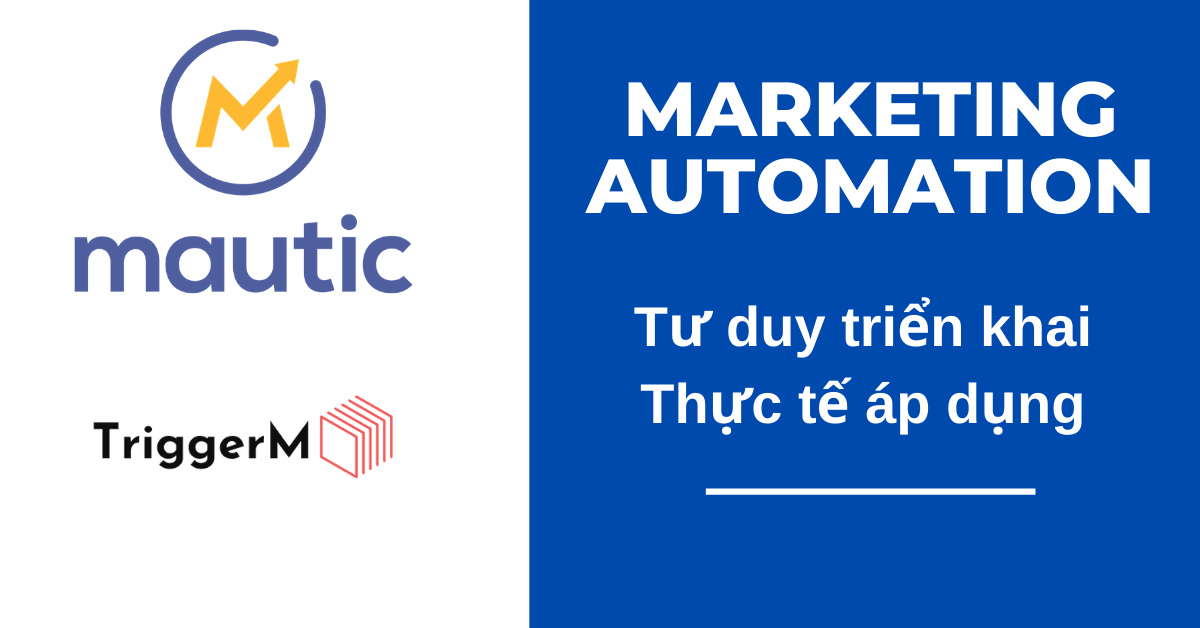 triển khai marketing automation