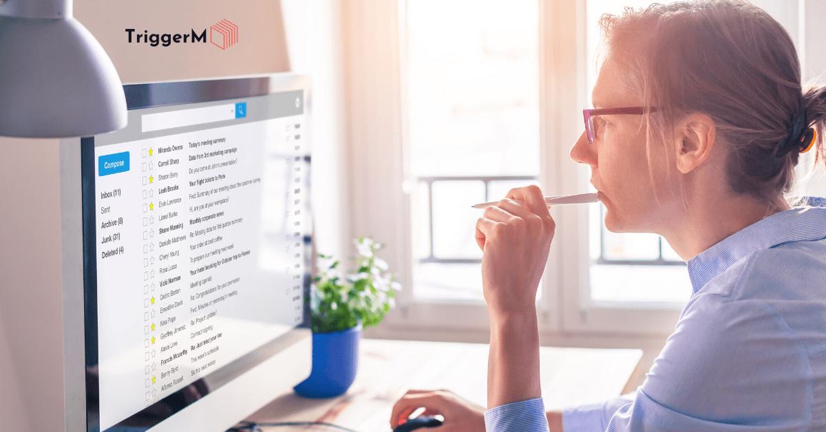 Cách Warm-up tăng tỷ lệ vào inbox cho tài khoản mới