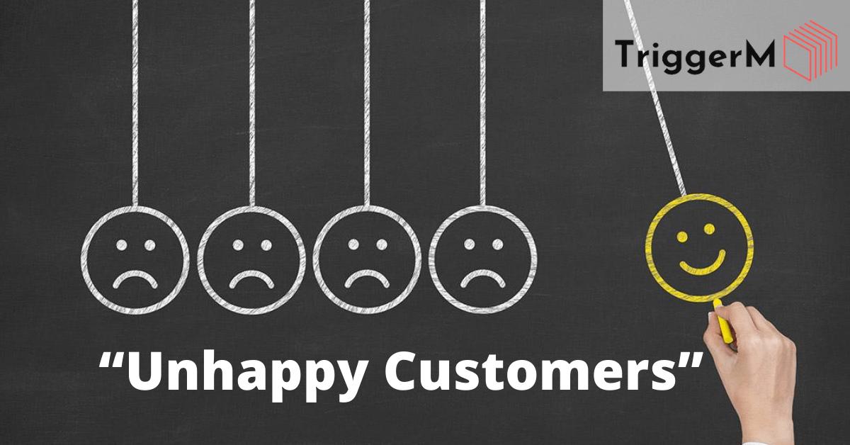"""7 bài học rút ra từ """"Unhappy Customers"""""""